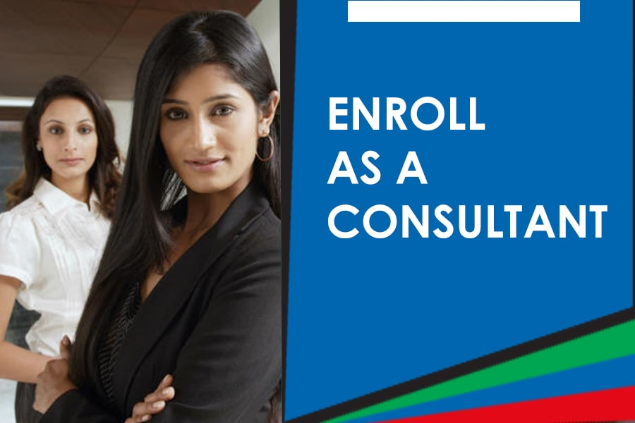Enroll as Consultant
