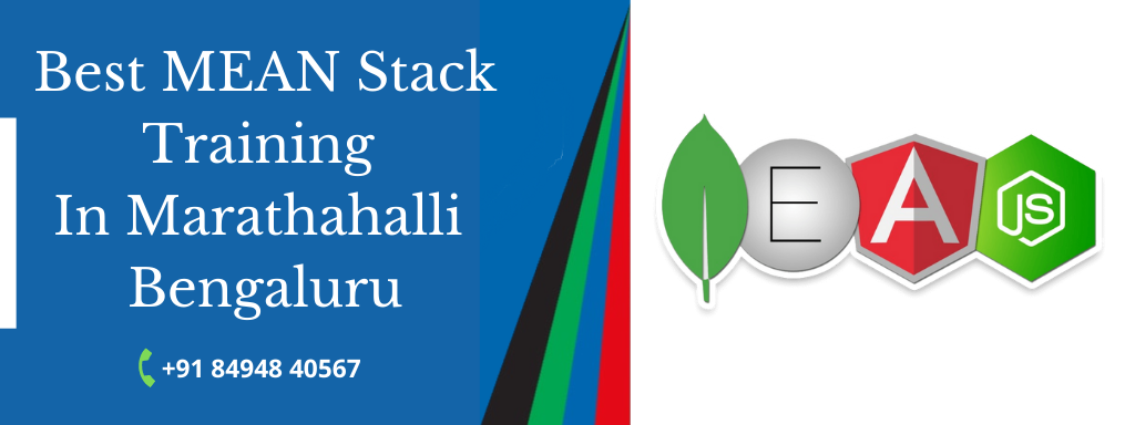 Best MEAN Stack Course Training In Bangalore